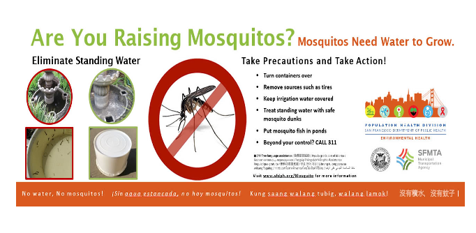 Mosquito and Vector Control